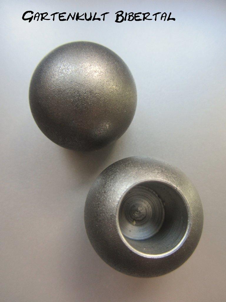 Eisenkugel stahlkugel zierkugel eisen stahl 20 25 30 40 for Eisenkugel deko